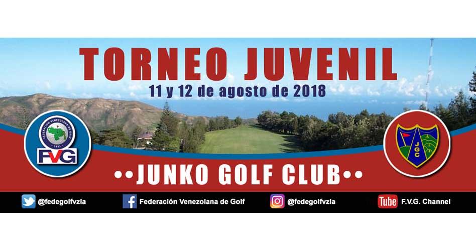 Torneo Juvenil inició en el JGC – Resultados Finales por Categorías