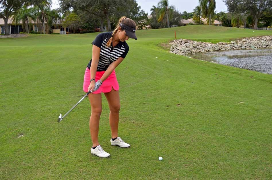 Claudia De Antonio representará a Venezuela en mundial de golf