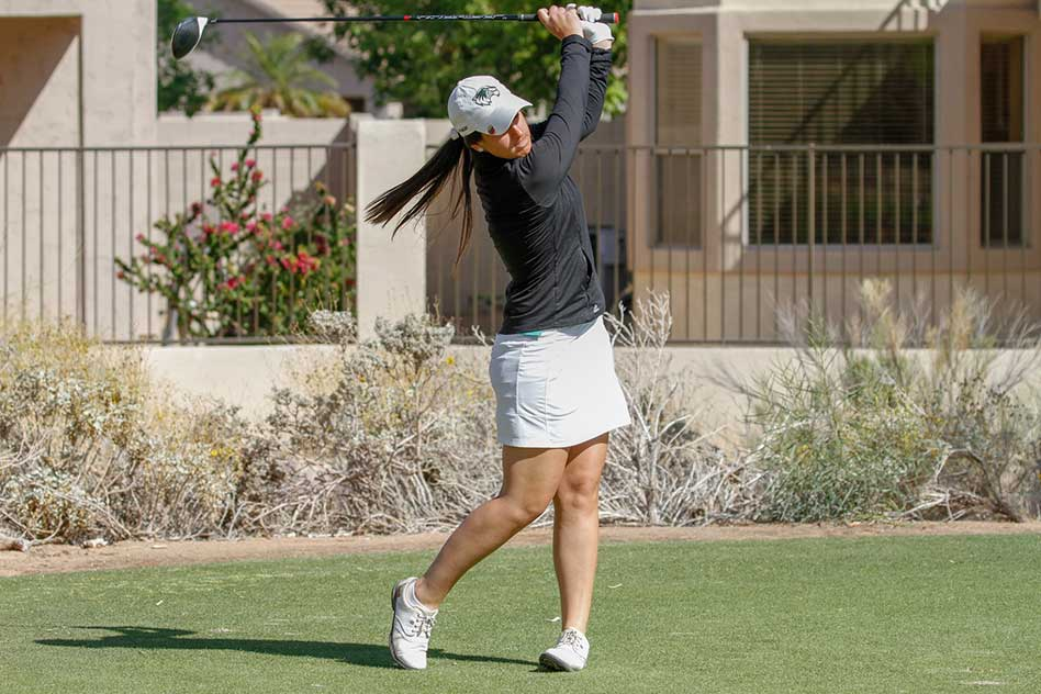 Ana Margarita Raga por Venezuela en mundial de golf