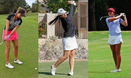 Tres venezolanas comienzan participación en Mundial de Golf