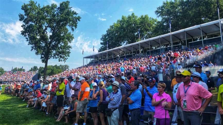 Woods mueve al mundo del golf