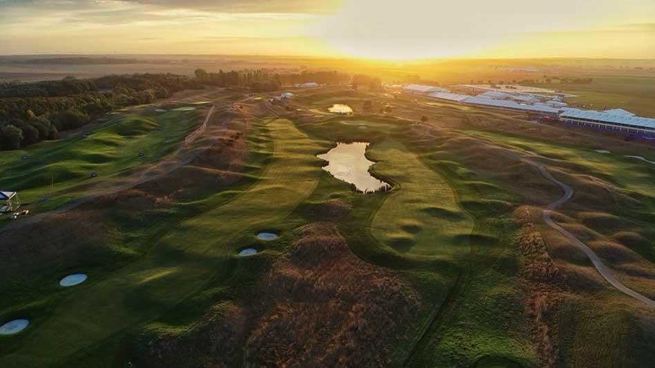 Le Golf National nace en 1990 con 45 hoyos