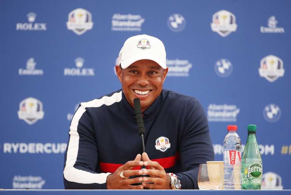 'Dream Team' USA defiende con Tiger de líder