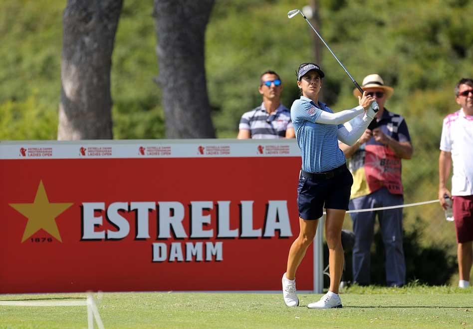 Anne Van Dam gana el Estrella Damm Mediterranean Ladies Open mediante un recital de birdies