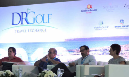 Arrancó la conferencia del 5to DR Golf Travel Exchange