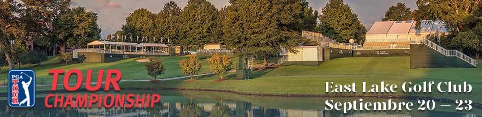 PGA Tour Championship. East Lake Golf Club, Sep. 20 - 23