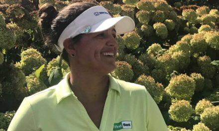 Boricua Torres sigue de co-líder del Evian Championship