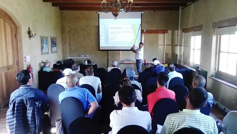 Capacitación Nacional FChG: jornada con profesionales de la RM