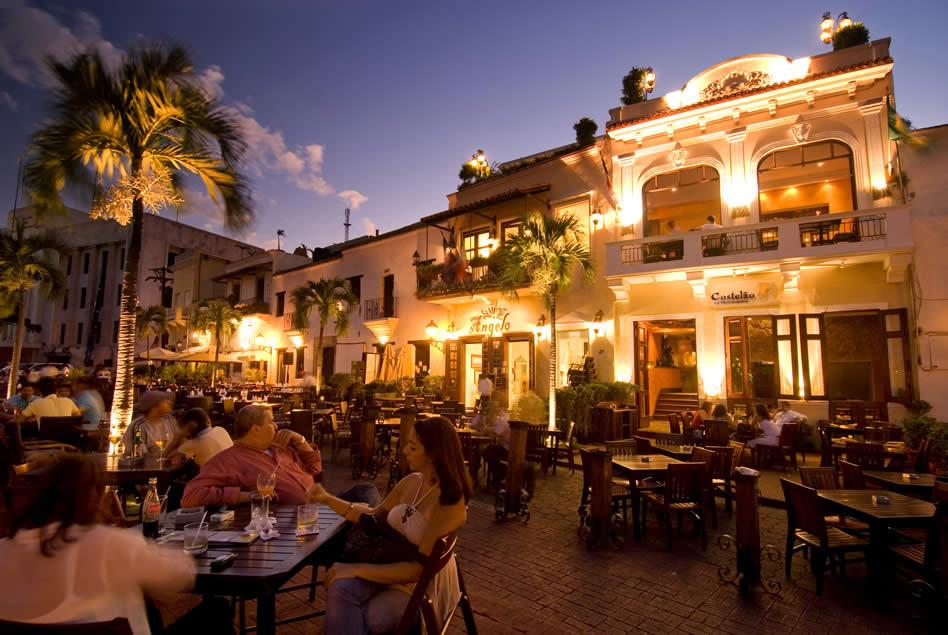 Cultura y gastronomía en Santo Domingo