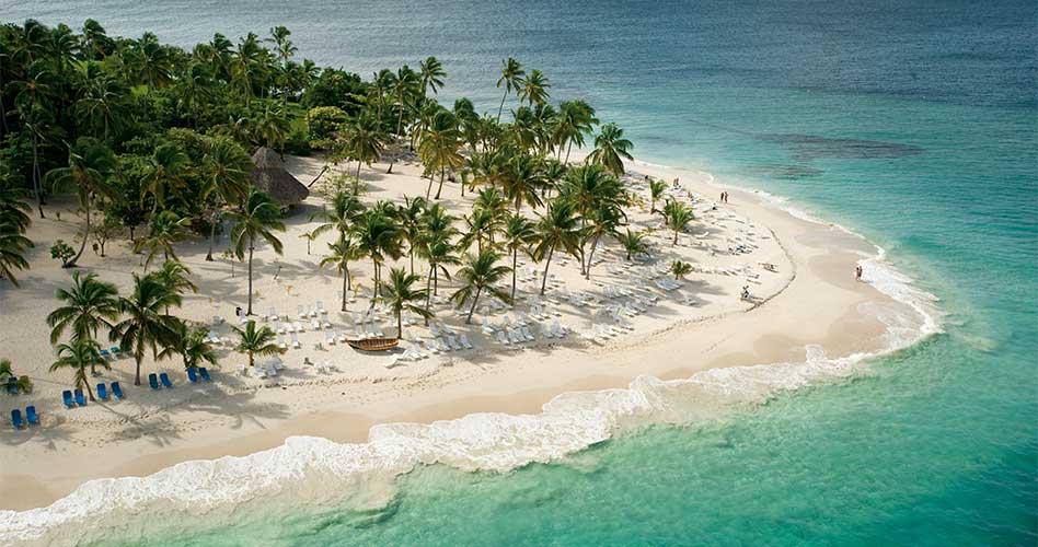 Cinco destinos para el romance y el amor en República Dominicana