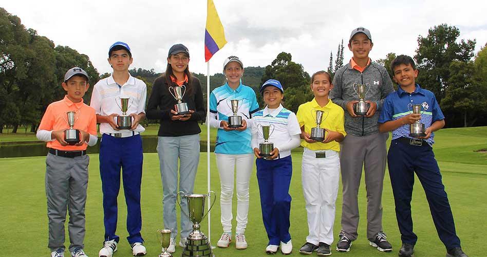 Coronados los ocho nuevos ganadores del Campeonato Nacional Infantil 2018