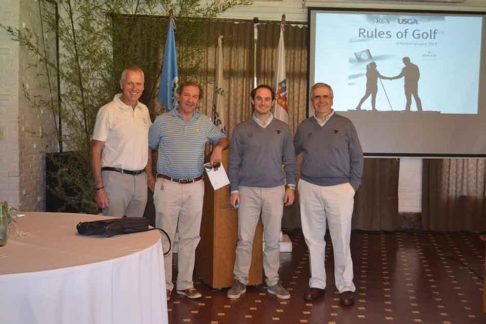 Curso de Modernización de las Reglas 2019 en la Federación del Sur