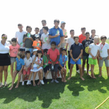 El futuro del golf en Lanzarote clausuró su III Circuito Infantil