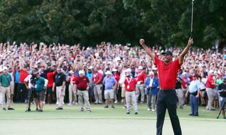 El mejor espectáculo de golf jamás visto en victoria No. 80 de Tiger