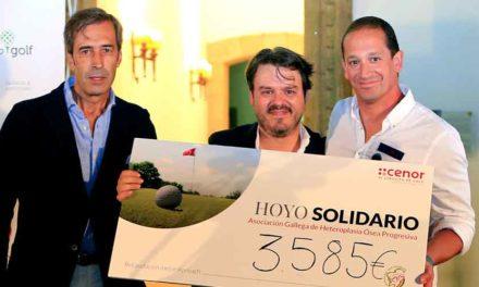 Finaliza la XI Edición del Circuito de Golf Cenor – Camino de Santiago