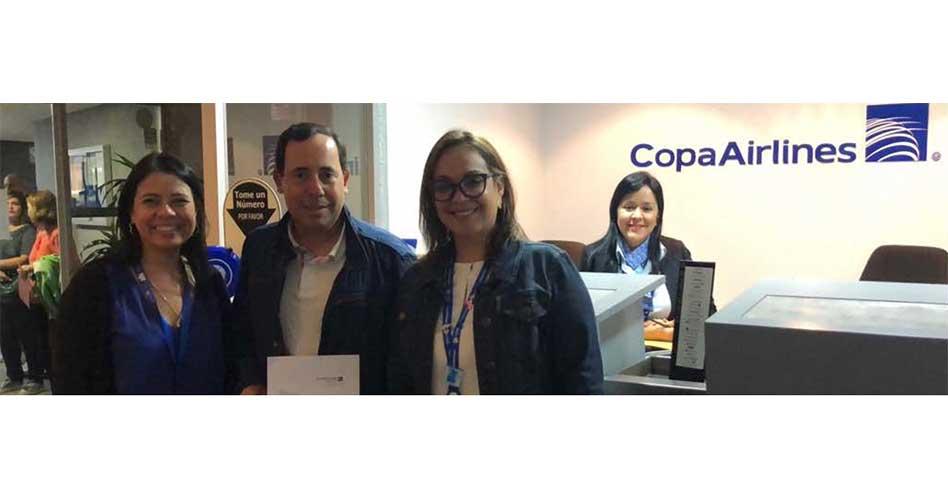FVG firmó acuerdo con Copa Airlines