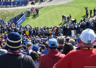 Galería 42º Ryder Cup, día sábado por la tarde