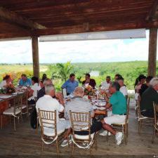 Arrancó la conferencia del 5to DR Golf Travel Exchange