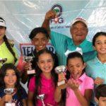 Golf cuenta con nuevos campeones infantiles