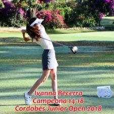 Inicia con éxito el Mexican Junior Premier Golf Tour
