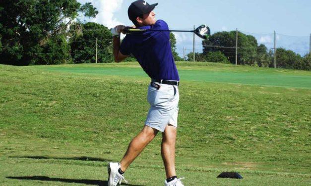 """Jorge """"Pichu"""" García fue el mejor latinoamericano en Mundial de Golf"""