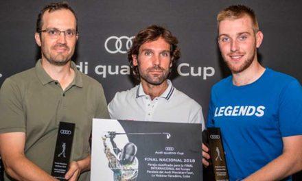 La Finca Golf acoge la gran Final Nacional de la Audi quattro Cup 2018