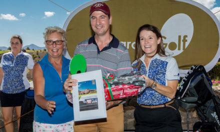 Lanzarote Golf celebra sus 10 años con un torneo muy numeroso