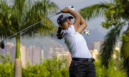 María José Bohórquez, puesto 33 al final en el Duke of York Champions Trophy
