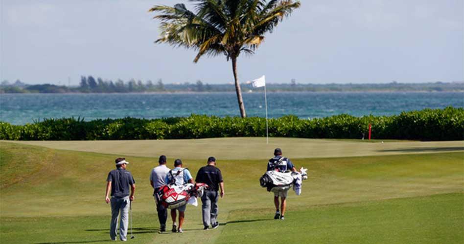 Mayakoba Golf Classic: El evento pionero del PGA Tour en México comienza a tener ambiente