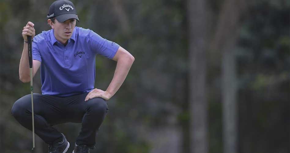 Nicolás Echavarría se coronó campeón del Sao Paulo Golf Club Championship