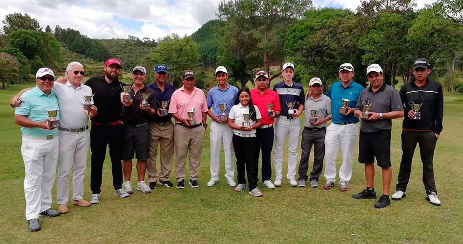 Nicolás Llanos se quedó con el título del Torneo Aficionado de Popayán