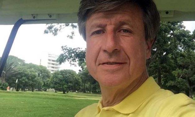 """""""Para Copa Los Andes es el escenario ideal"""", Daniel Vizzolini estuvo por Montevideo"""