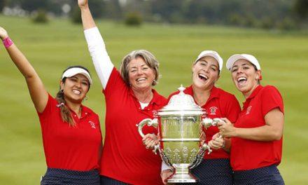 Paraguay, el mejor sudamericano en el Women's World Amateur Team Golf Championship; Estados Unidos, campeón