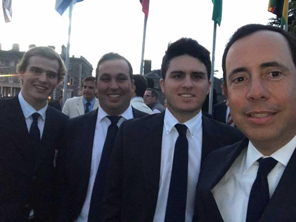 Selección masculina ya participa en el Mundial Amateur por Equipos