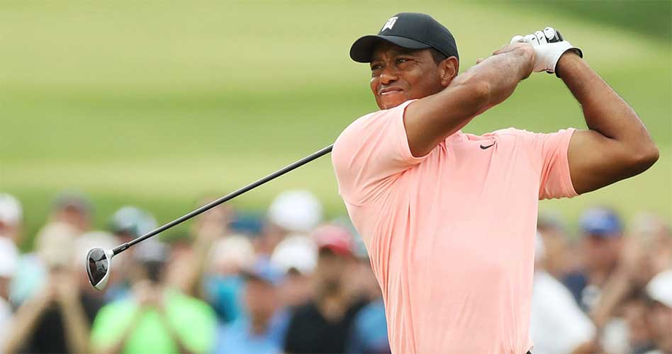 Tiger Woods destaca entre los primeros 30 jugadores en clasificar para el World Golf Championships-Mexico Championship