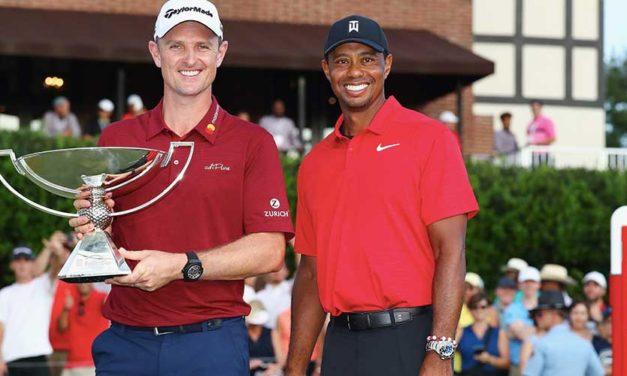Tiger Woods regresa al círculo de ganadores en el TOUR Championship con la 80º victoria de su carrera