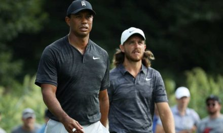 'Tormenta Perfecta' con Tiger en East Lake