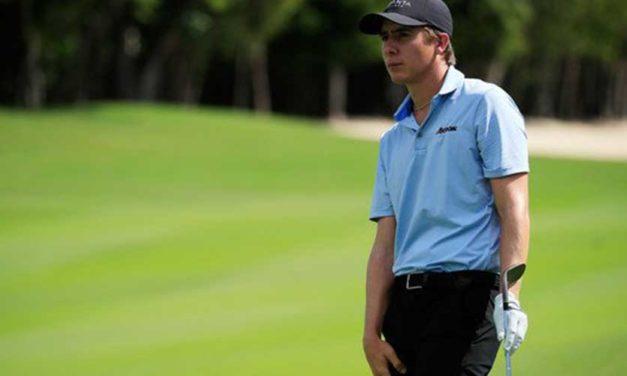 """Web.com Tour Championship: Ortiz se inscribe con un majestuoso 29 en el back nine y queda 4° junto al """"Camarón"""""""