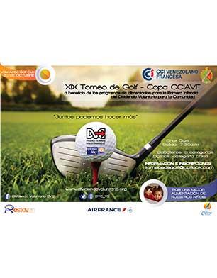 XIX Torneo de Golf - Copa CCIAVF. Valle Arriba Golf CLub, 30 de Octubre