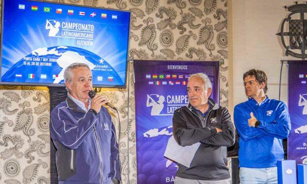 Ya se conocen los primeros tres integrantes del equipo argentino que competirán en la XI Edición del Campeonato Latinoamericano