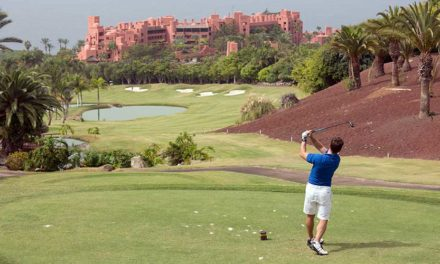 Abama Golf acogerá mañana el torneo de la Owners Cup