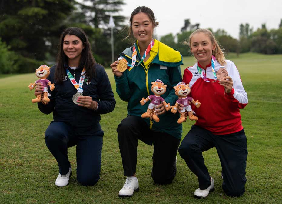 Argentina 5ta en Damas en los Juegos Olímpicos de la Juventud