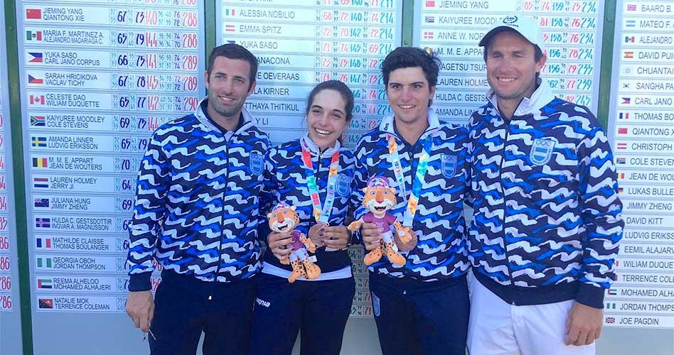 Argentina brilló con Bronce en Juegos Olímpicos de la Juventud