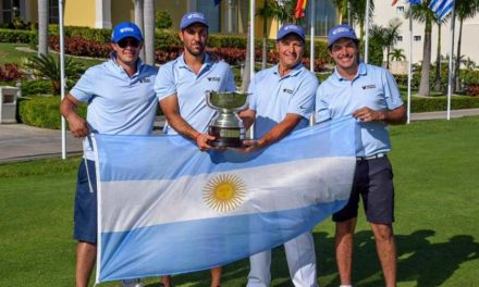Argentina Campeón Latinoamericano por tercera vez