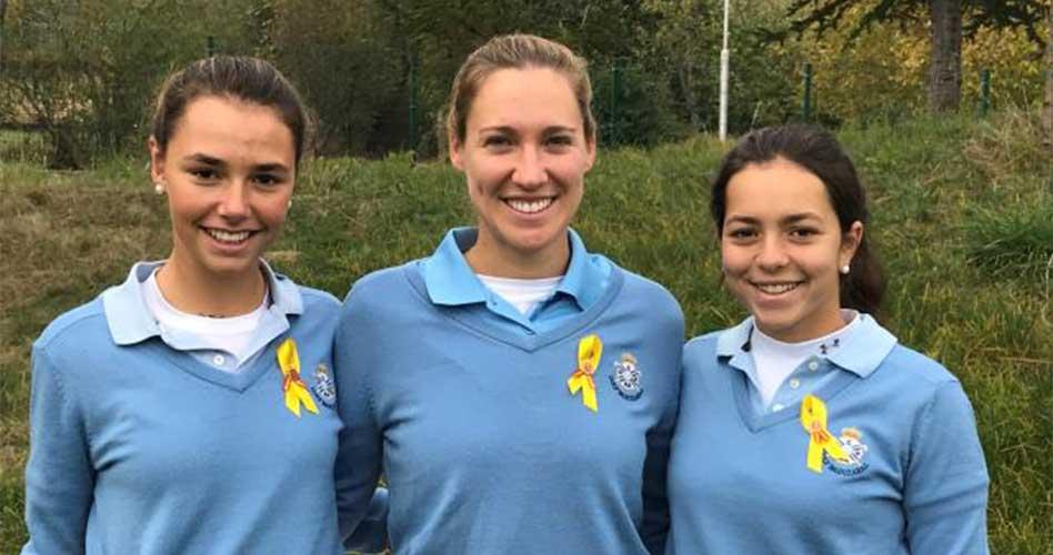 Basozabal toma el mando en el Campeonato de Europa de Clubes Femenino 2018