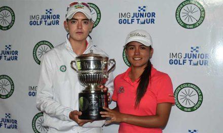Cancelada la ronda final del Nacional de Menores 'Copa Camilo Villegas' 2018: Correa, Moreno, Ojeda y Foulkes, campeones