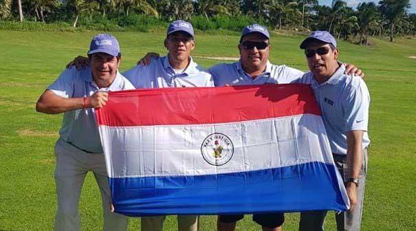 Centenario revalida título en Latinoamericano de golf amateur