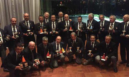 Colombia celebró con la mayor cantidad de títulos al final del Suramericano Senior en Ecuador