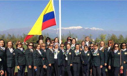 Colombia logró por tercer año consecutivo el título del Suramericano de Damas Senior