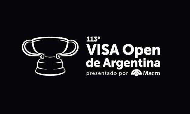 Comienzan las Preclasificaciones Zonales para el 113º VISA Open de Argentina presentado por Macro